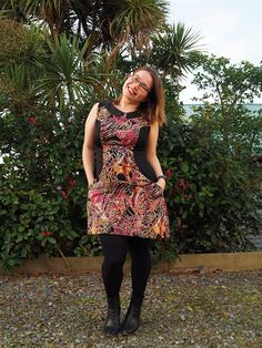 Philippa Dress by Silly Billy Sewing