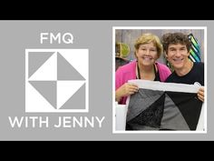 Free Motion Quilting Basics: Sync and Rhythm with Rob Appell and Jenny Doan | Always Great, Always Free Quilting Tutorials
