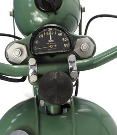 1952 Green BSA Bantam motorbike, 15871 recorded miles, registration - AJK one . in Saturday Collectiv. Sep by Eastbourne Auctions 125cc Motorbike, Motorcycle Engine, British Motorcycles, Vintage Motorcycles, Vintage Bikes, Vintage Cars, Classic Bikes, Classic Motorcycle, Bsa Bantam