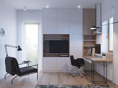 Kolodishchi Interior Design | Abduzeedo