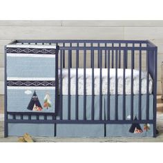 Just Born Adventure Baby Bedding Collection
