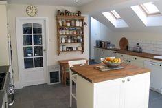 Kitchen in a Side Return