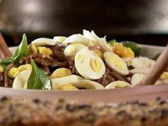 Pioneer Woman's Perfect Spinach Salad Recipe