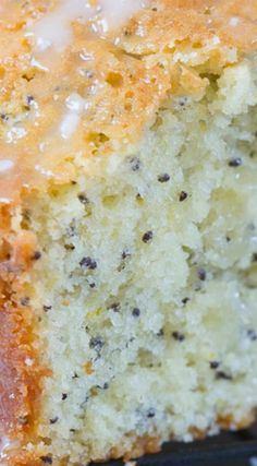 Meyer Lemon Bread ·