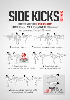 Lossen up you hips, improve flexibility, get fit, burn fat, and learn self defense moves with this side kick drill. The side kick is a very powerful and effective strike ' Kick Boxing, Kickboxing Workout, Kickboxing Benefits, Kickboxing Quotes, Kickboxing Women, Self Defense Moves, Martial Arts Techniques, Martial Arts Workout, Boxing Training