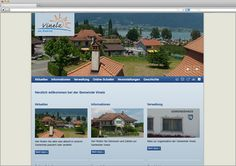 Facelift vinelz.ch  Oktober 2014 Redesign der bestehenden Website  Für die Gemeinde Vinelz wurde die 2008 realisierte Website komplett überarbeitet. Mit dem reaktionsfähigen Design steht die Website auch mit mobilen Geräten (Smartphones und Tablets) benutzerfreundlich zur Verfügung.  http://vinelz.ch/