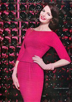 McCall's Pattern Fashions - Fall 1960...Still fabulous!!