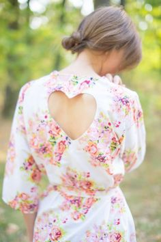 adorable bridal robe