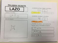 La clase de Mar: MIS PALABRAS SECRETAS High School Spanish, Spanish 1, Spanish Class, Beginning Of Year, Acting, Preschool, Bullet Journal, Classroom, How To Plan