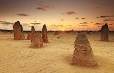 The Pinnacles Cervantes, Australia