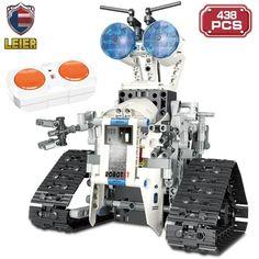 Intelligent Robot Bricks Toys for Children