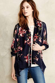 Blooming Dolman Cardigan - Anthropologie