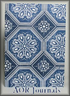 A7/Micro China Blue Insert Cover Collection for your Midori or fauxdori Traveler's Notebook. 10 insert choices by AORJournals from AOR Journals by Ann. Find it now at http://ift.tt/2fGbadT!