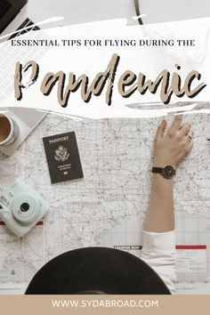 These are some important tips to know when flying during the pandemic. I have also included essential items you need to make sure to have when flying. This guide has all to expect at the airports and when flying.