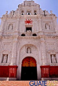San Cristobal Acasaguastlan #NQF #Guatemala #viajar #lugares