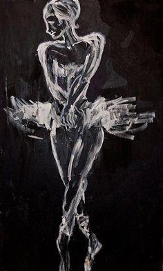 ballerina paintings - Pesquisa do Google