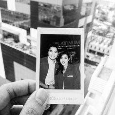 Maine Mendoza, Now And Forever, Polaroid Film