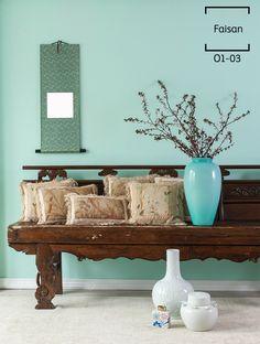 Resultado de imagen para muestrario de pinturas de - Pintura para muebles de madera ...