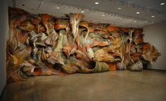 Woodworking Art Galleries | ... Oliveira's Tapumes , 2009; photo: Rice University Art Gallery staff