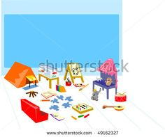 Find Illustration Play Area Showing Camping Painting stock images in HD and millions of other royalty-free stock photos, illustrations and vectors in the Shutterstock collection. Thousands of new, high-quality pictures added every day. Royalty Free Images, Royalty Free Stock Photos, Retro Illustration, Playground, Playroom, Theater, Buildings, Objects, Camping