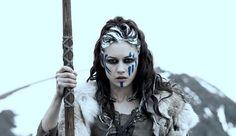 Centurion Etain  - Furs, hair, face and staff