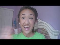 7th Grade Middle School Makeup Tutorial! By:MissConverse97 on YouTube