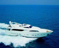 Pandora Yacht Charter