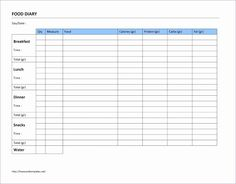Salary Breakdown Excel Template  Company Templates