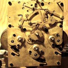Ansonia Repair / Rebuild Service For The Ansonia Westminster Chime Clo | Midwest Clock Repair