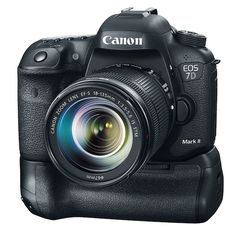 Canon EOS Mark II EF-S IS STM Lens Kit - Fuel Your Creative Passion. The Canon EOS Mark II digital SLR camera is designed to meet the demands of photographers and videographe Canon Eos, Canon Dslr Camera, Camera Lens, Dslr Cameras, Camera Hacks, Camera Rig, Camera Obscura, Film Camera, Photography Reviews