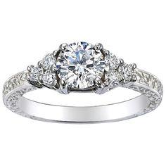 so pretty and conflict free :)  except i would want a simple band with the same center stones