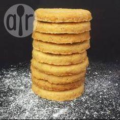 Vegan coconut biscuits @ allrecipes.co.uk