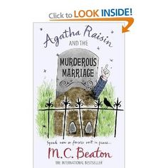 Agatha Raisin and the Murderous Marriage by M.C. Beaton, read by Penelope Keith.