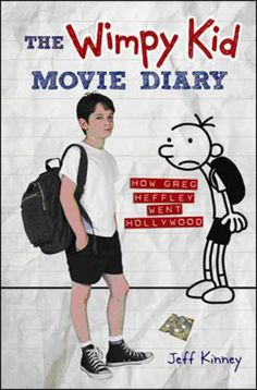 All About the Diary of a Wimpy Kid Series: The Wimpy Kid Movie Diary, Summary