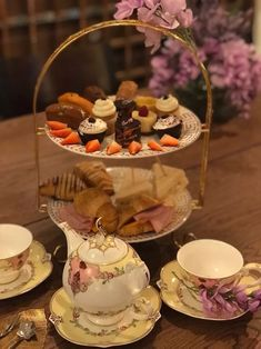 Five Restaurants To Try for Afternoon Tea This Weekend in Las Vegas - Eater Vegas