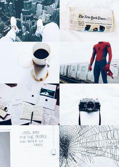 """_#!""""""""""""""""Marvel aesthetic :  Peter Parker"""