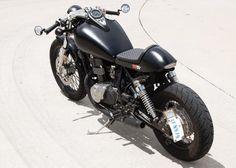 Kawasaki Vulcan cafe racer | DSM's Garage :: Vulcan 500 (Modified)