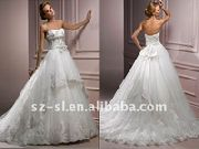 corset wedding dresses 2012
