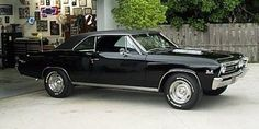 '67 Chevelle...yes please #musclecars