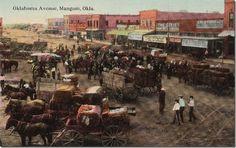 Mangum Oklahoma