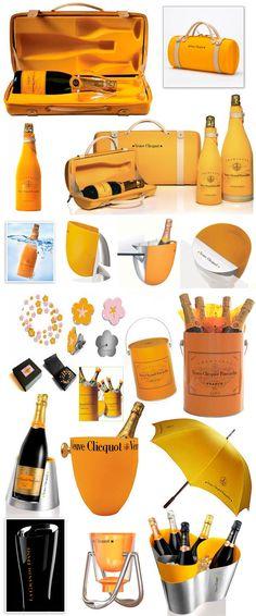 ~Veuve Clicquot South Beach Essentials | The House of Beccaria