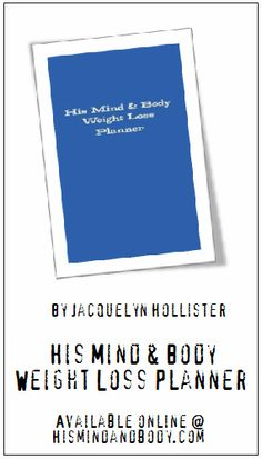 His Mind & Body Weight Loss Planner focuses on diet, exercise, and stress management for toal well-being. Record calorie intake, calories burned during exercise, and track your progress. Most importantly, tackle stress in the areas of finances, relationships, and your environment. When you feel less stressed and more in control of your life, you may find it easier to stick to healthy eating and exercise habits.