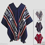 353 mejores imágenes de ponchos ponchos, telas y poncho hombre  damen jacken capes ponchos c 1_6 #12