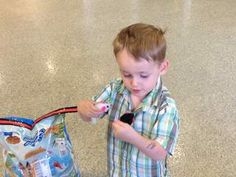 Kid donates birthday to shelter animals. Brant Bitter, 3, brought his birthday haul to cheer up some cats and dogs waiting for their new home. With a pile of toys of his own, Brant had no trouble asking his young friends to come to his birthday party with animal toys and food, instead.