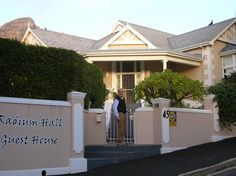 Radium Hall Guest House, Capetown South Africa
