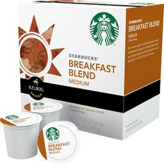 Starbucks Breakfast Blend Medium