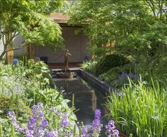 The Morgan Stanley Garden for Great Ormond Street Hospital