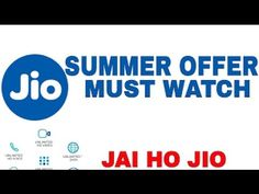 Jio Summer Special Offer For Prime Members Enjoy 3 Moth again Free Data