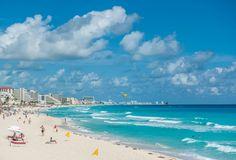 As melhores praias de Cancún para se divertir, praticar esportes aquáticos ou relaxar