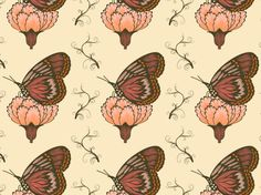 """""""Butterfly Queen"""" by Wordofmouse 2012, Butterflies, November"""